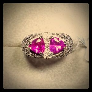 Jewelry - Pink Sapphire Ring
